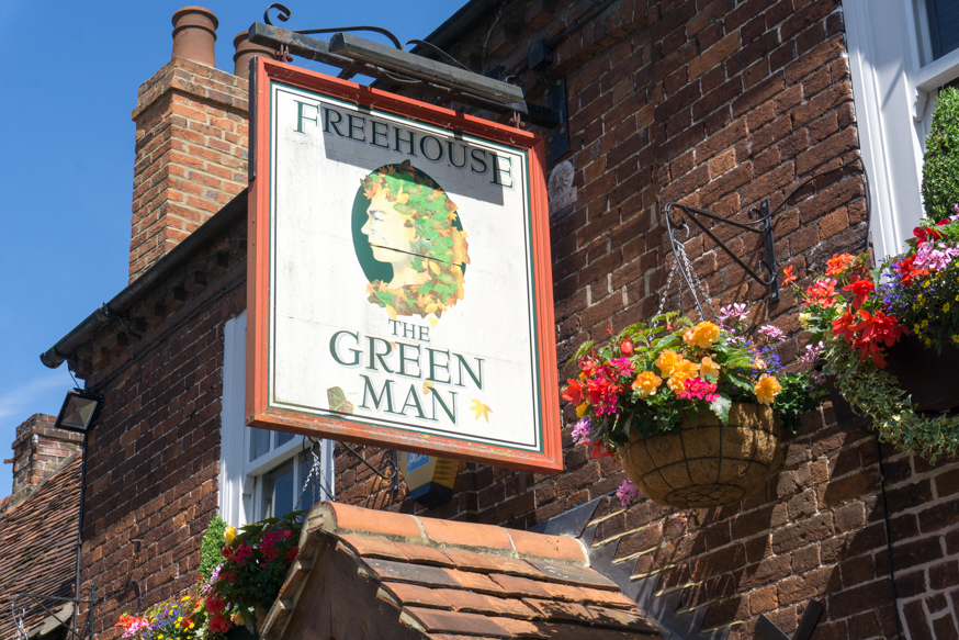 Photo of The Green Man, Denham