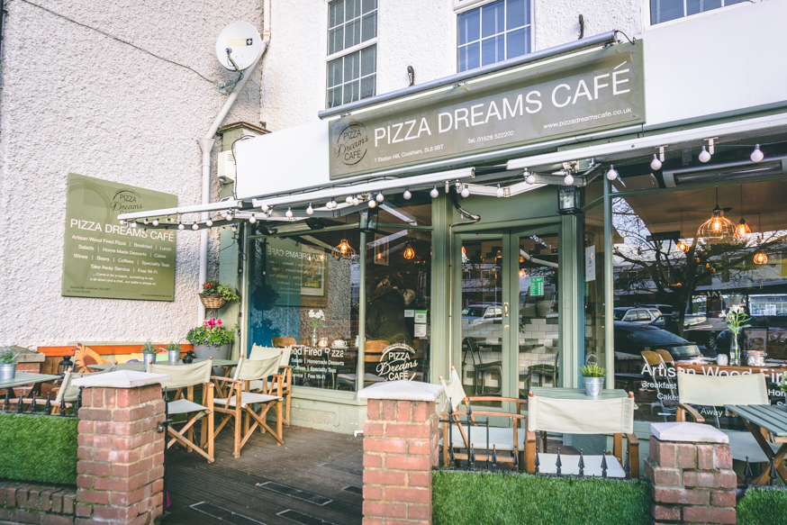 Photo of Pizza Dreams Cafe, Cookham