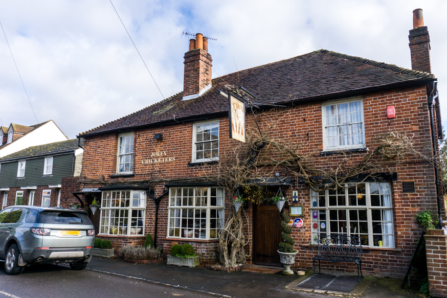 Photo of The Jolly Cricketers, Seer Green